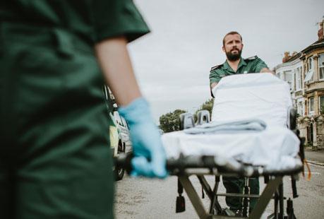 Emergency Service Recruitment